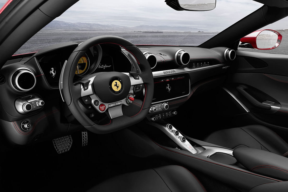 Ferrari reveals Portofino Convertible