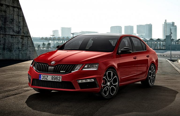 Skoda launches Octavia RS at Rs 24.62 lakh