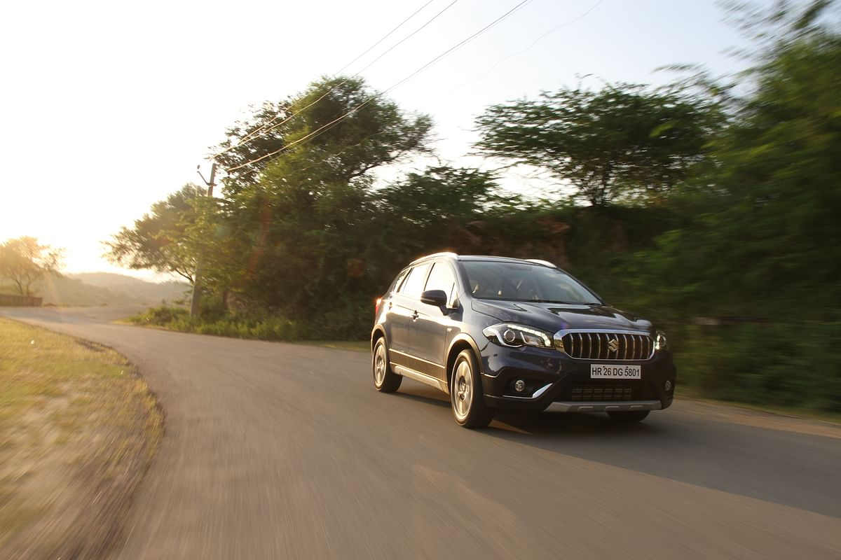 Maruti Suzuki S-Cross facelift review