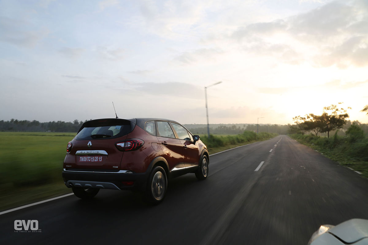 Renault Captur – first drive