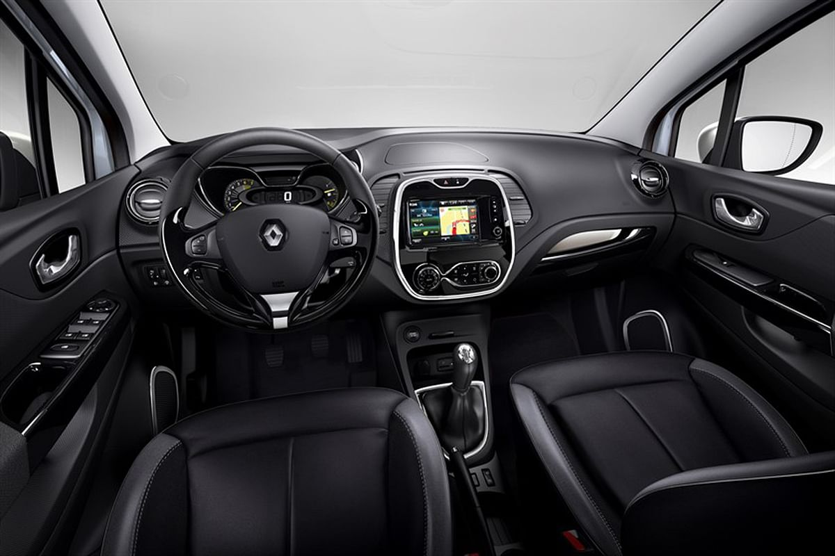 Renault to unveil the Captur in India on September 21