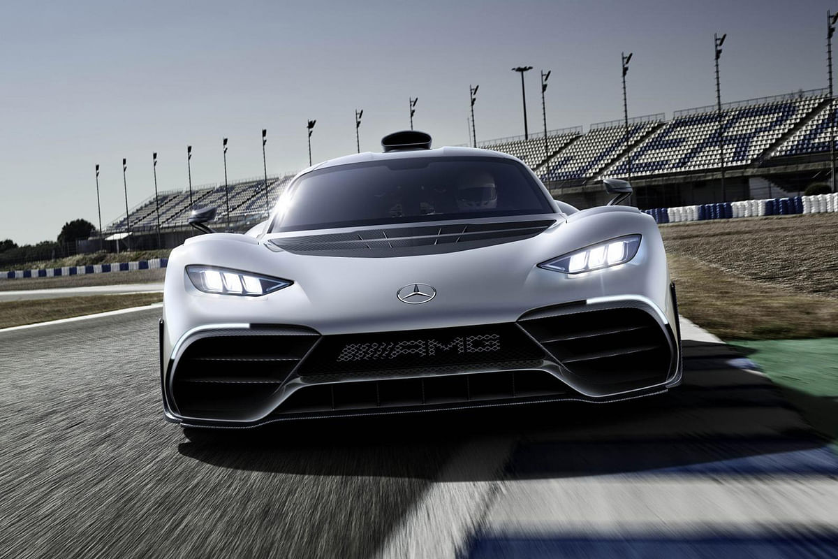 Mercedes-AMG unveils the Project One