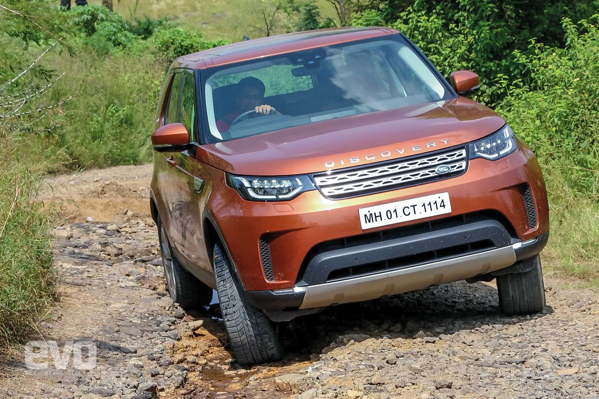 Land Rover Discovery 5: Driven