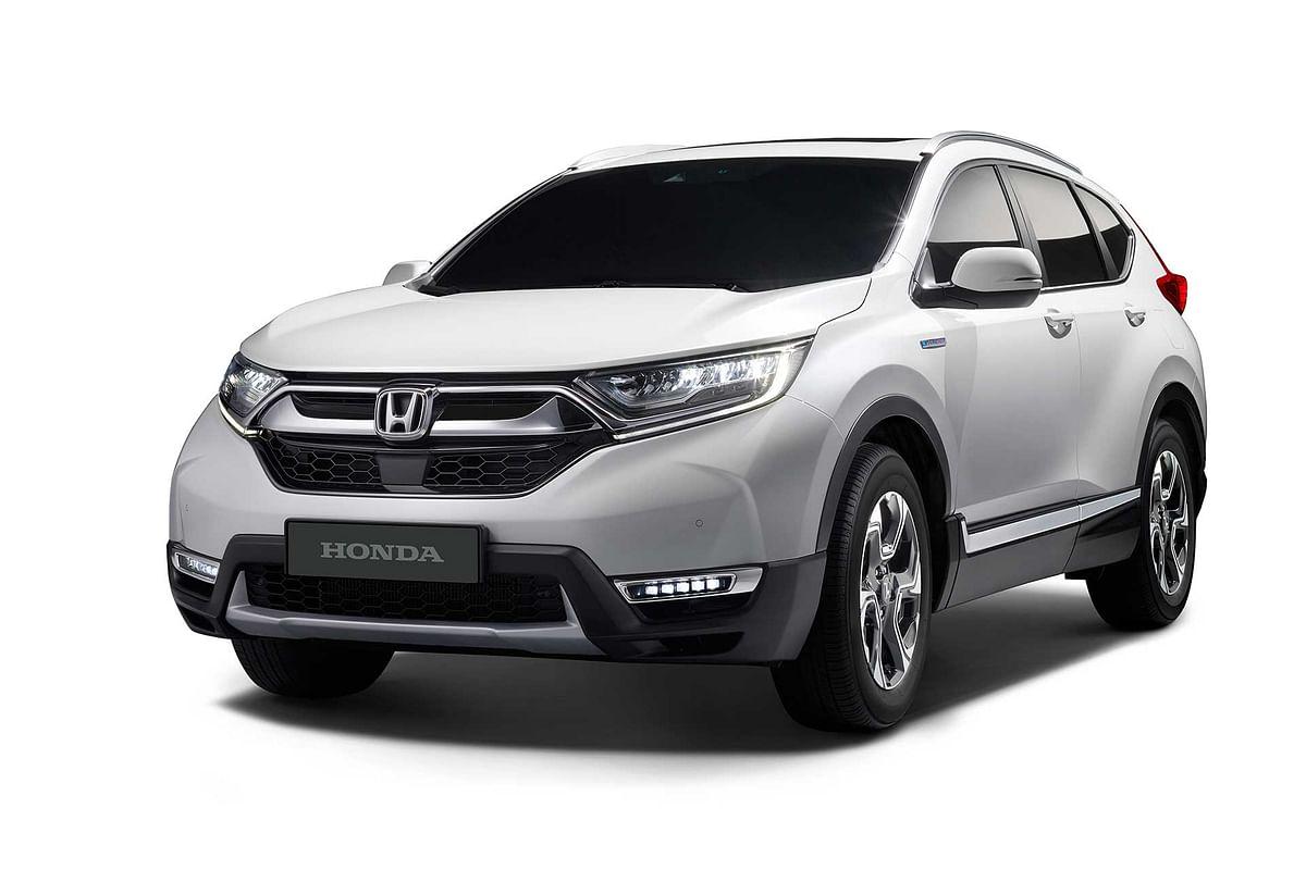 Tokyo Motor Show: Honda