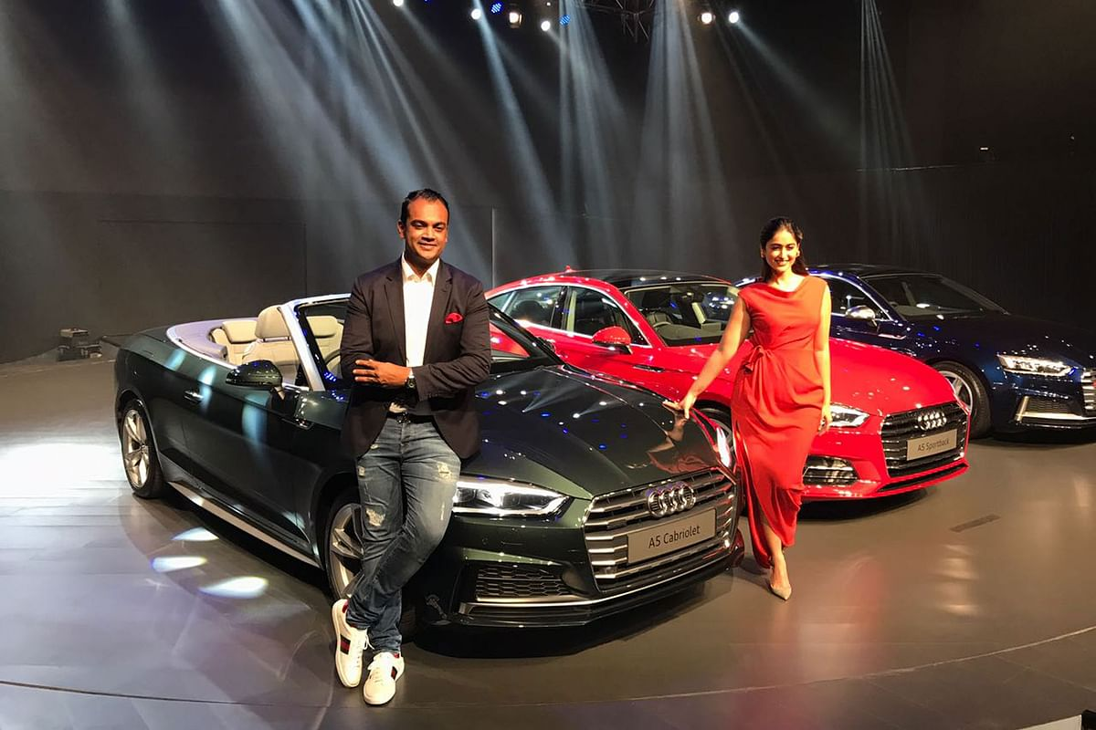 Audi A5, A5 Cab and S5 launched in India starting at Rs 54.02 lakh