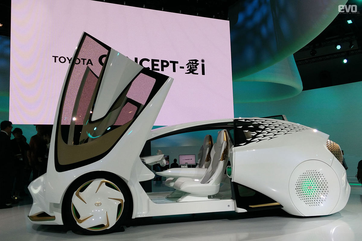 Toyota hints at an electric (and hybrid) future for India