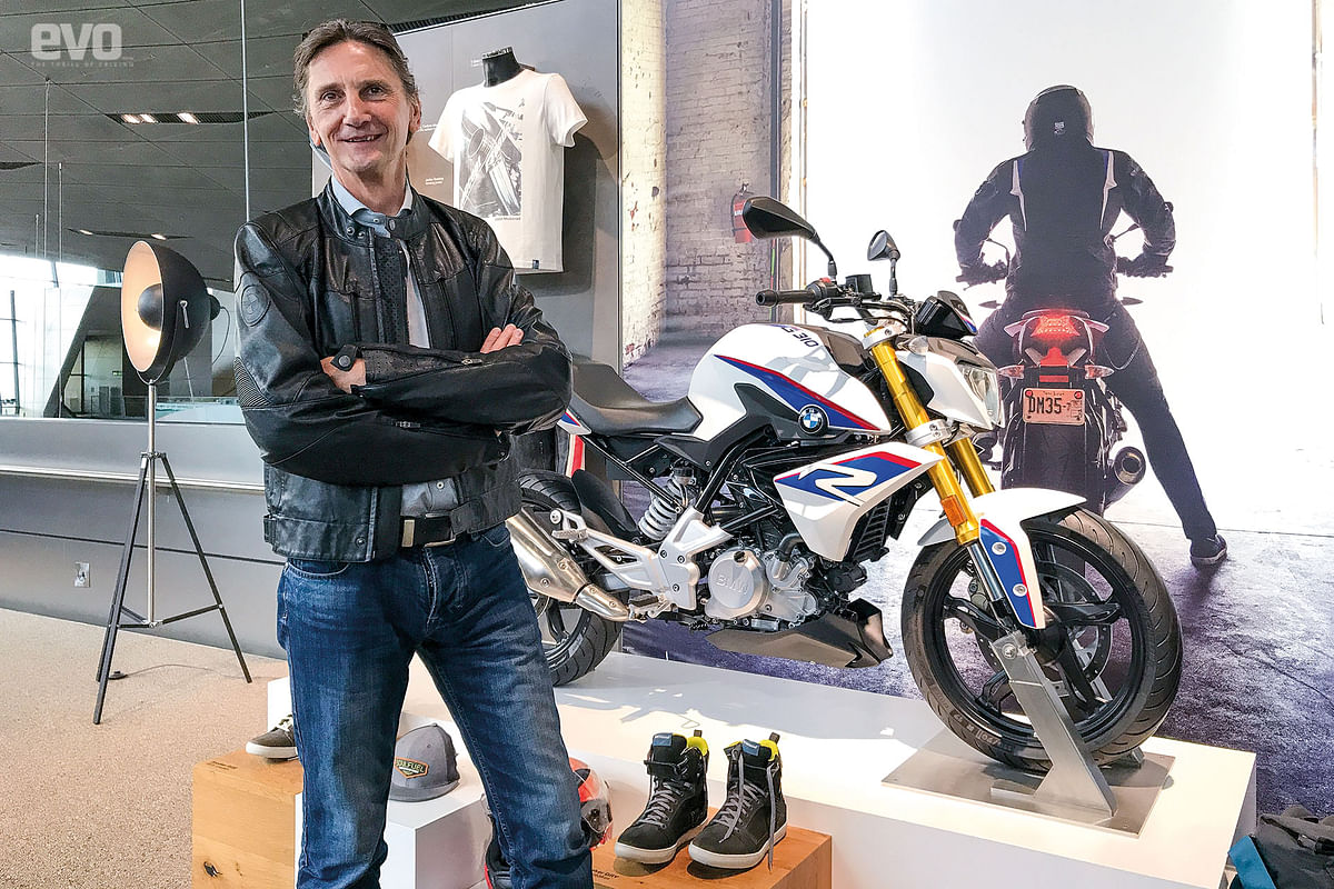 We are used to big bikes and we want to make the big bikes as small as possible. I learnt that [Indian] people don't want to have small things.<br />– Edgar Heinrich, chief designer, BMW Motorrad