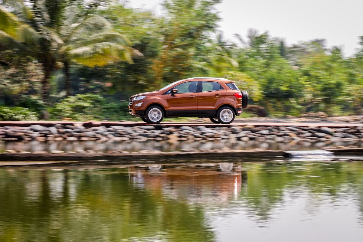 Driven: Ford EcoSport facelift