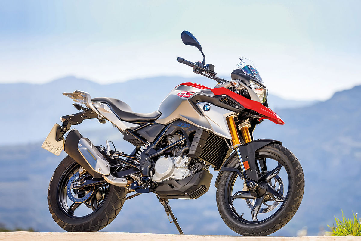 The introduction date for both the R and GS version [of the 310] is the second half of 2018<br />– Timo Resch, sales and marketing head, BMW Motorrad