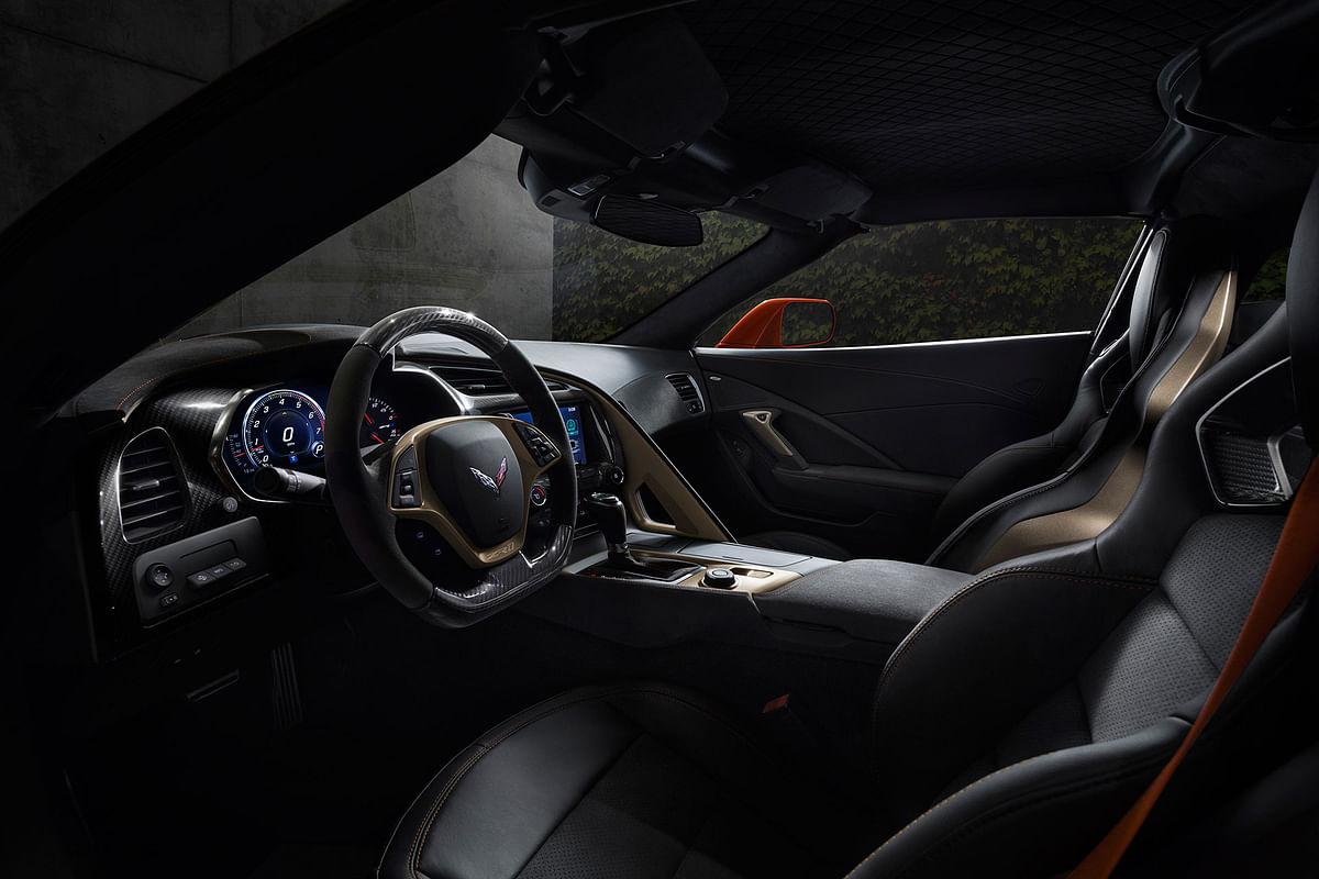 Chevrolet unveils the 2019 Corvette ZR1