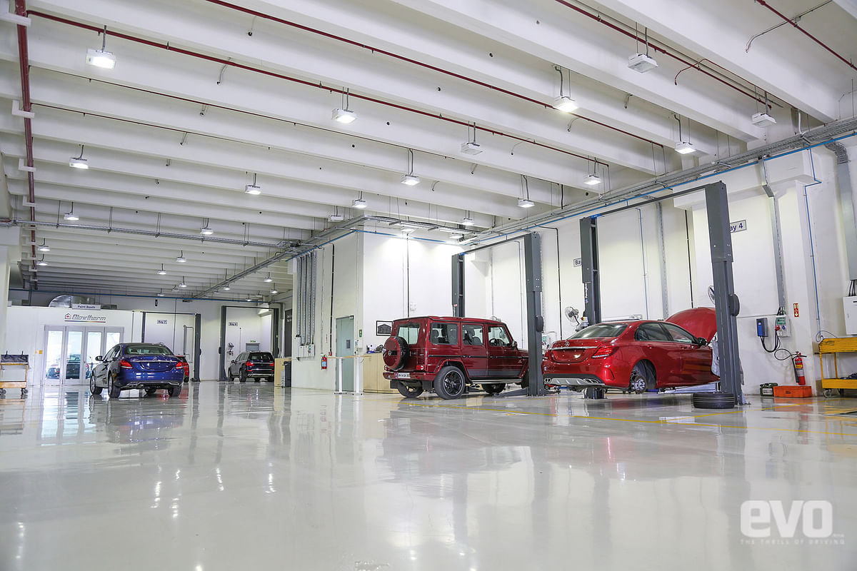 Car modification centre can churn out limited-run special editions
