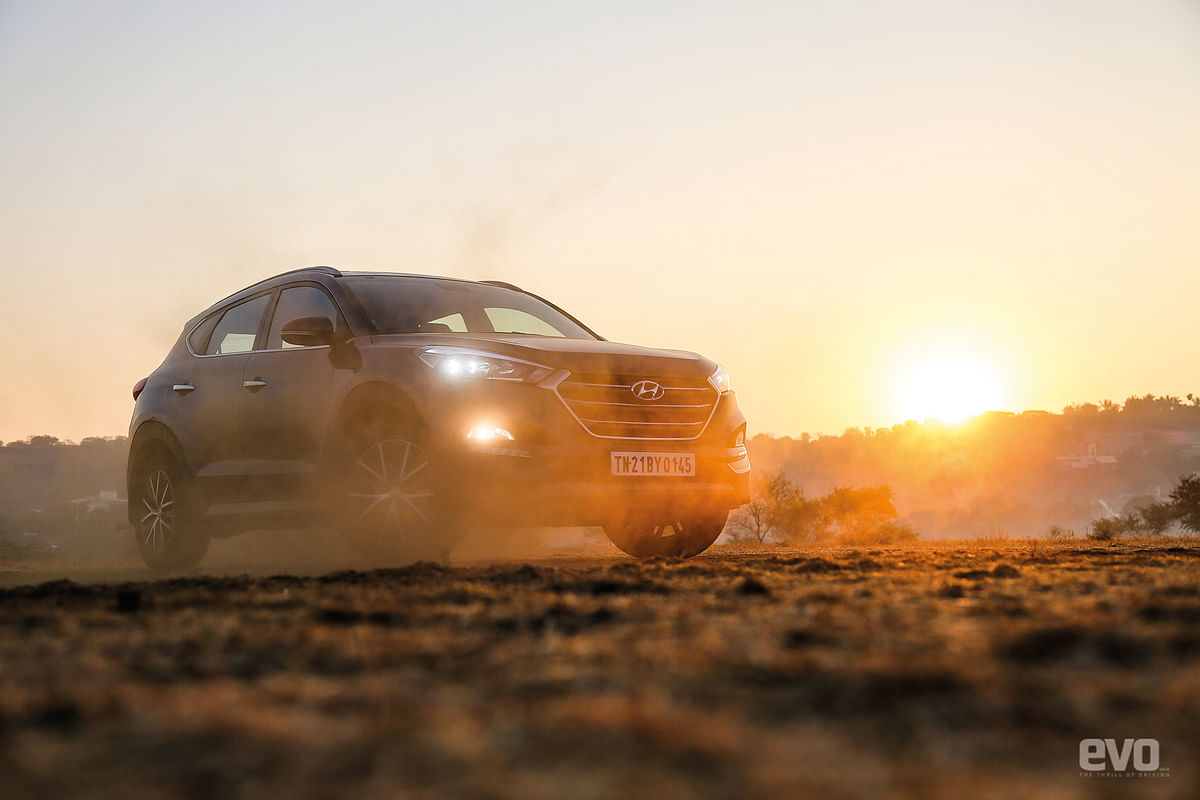 The Last Sunrise: Chasing the sun in a Hyundai Tucson
