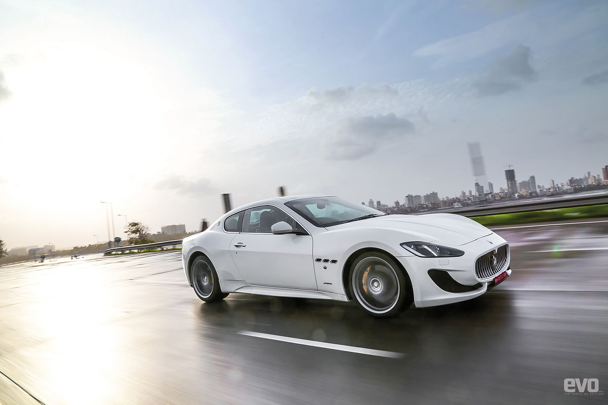 The 2016 Maserati GranTurismo Sport is a modern classic