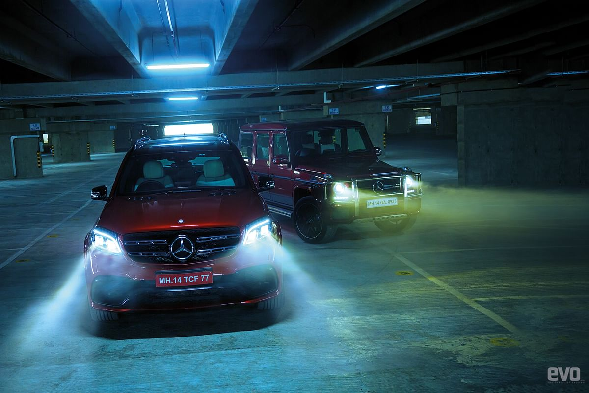 The Mercedes-AMG GLS 63 & G 63 'Edition 463' : Like father, like son