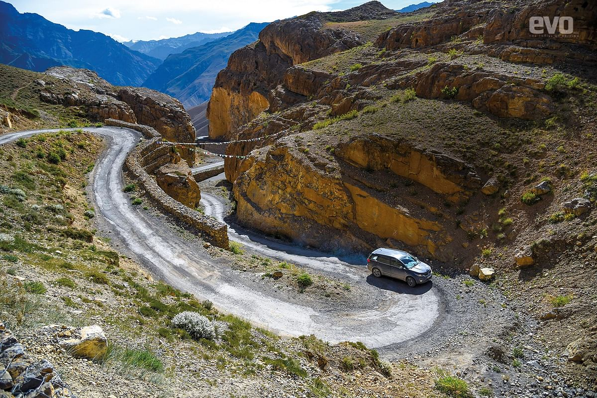 The gateway to another planet: Roadtrip to Spiti Valley in a Tata Hexa