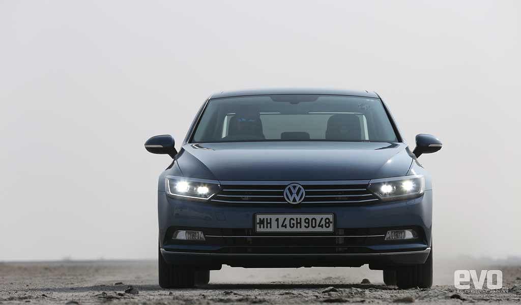 All-new Volkswagen Passat, driven