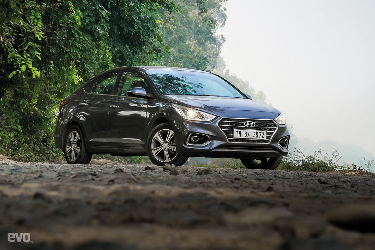 Gold Dust: Chasing the sun in a Hyundai Verna