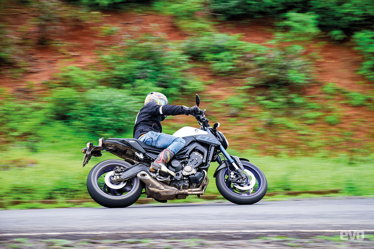 Ridden: Would a pre-owned previous gen Yamaha MT-09 be a really bad call?