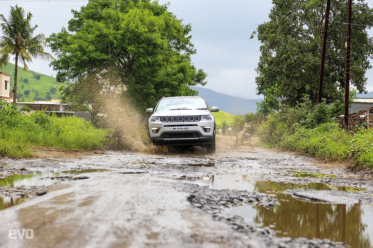India made Jeep Compass gets 5 stars in ANCAP rating