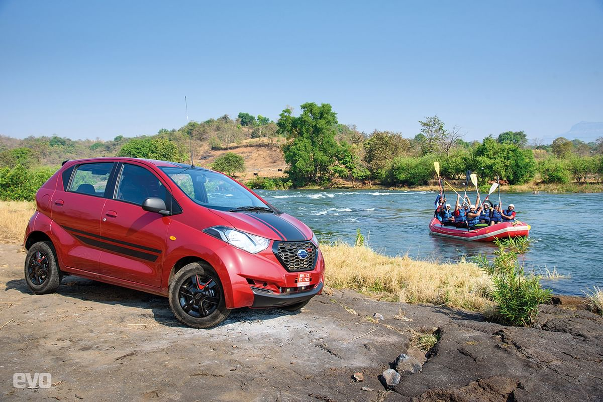 The redi-Go needs to be robust enough to deal with our adrenaline-induced adventures