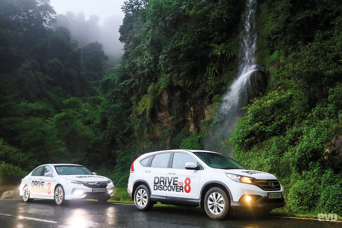 Honda Drive to Discover: Enter the Dragon