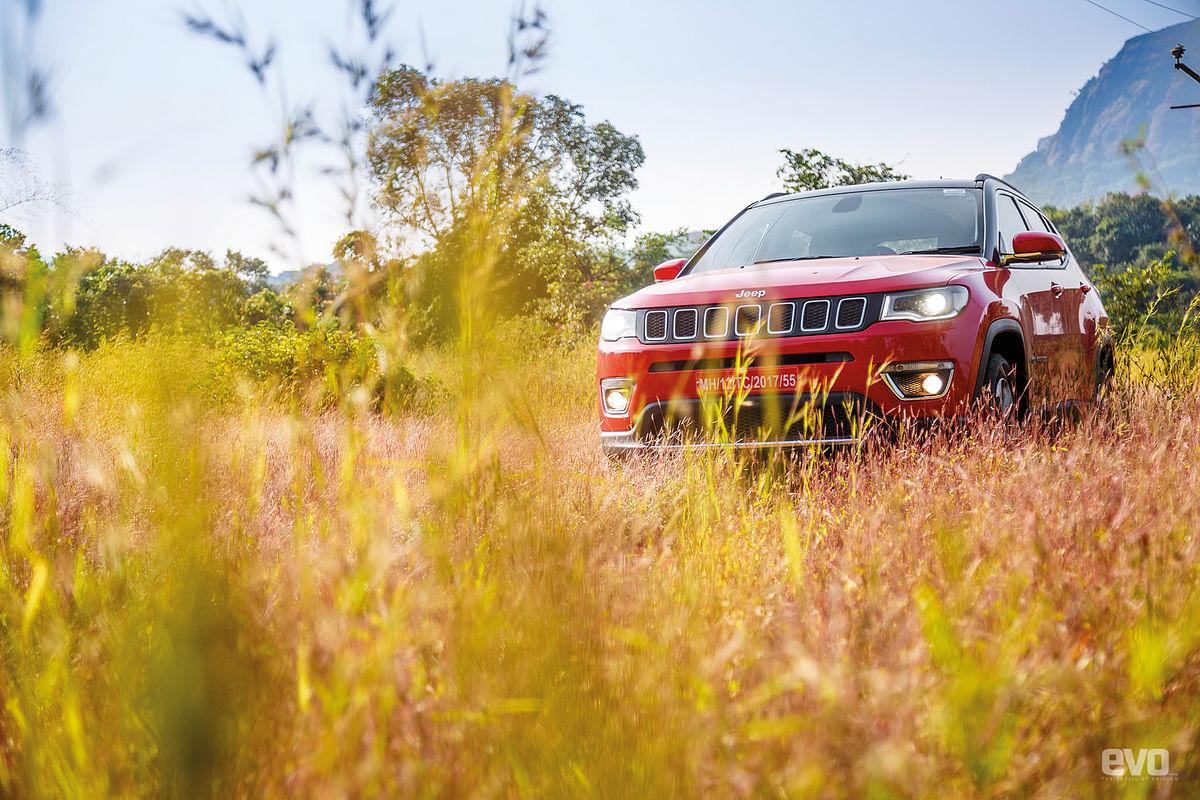 #BestOf2017 Indian Car – Jeep Compass