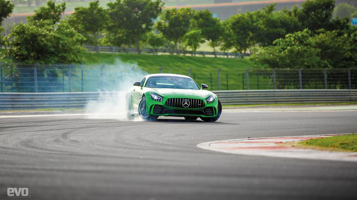 Lights go green   Buddh International Circuit now open for track days