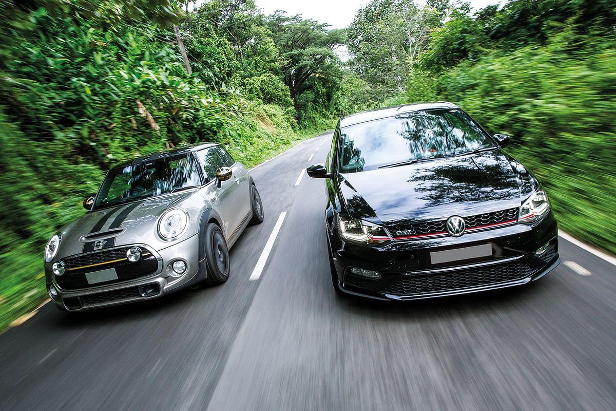 Driven: Pete's tuned Mini Cooper S and Volkswagen Polo GTI