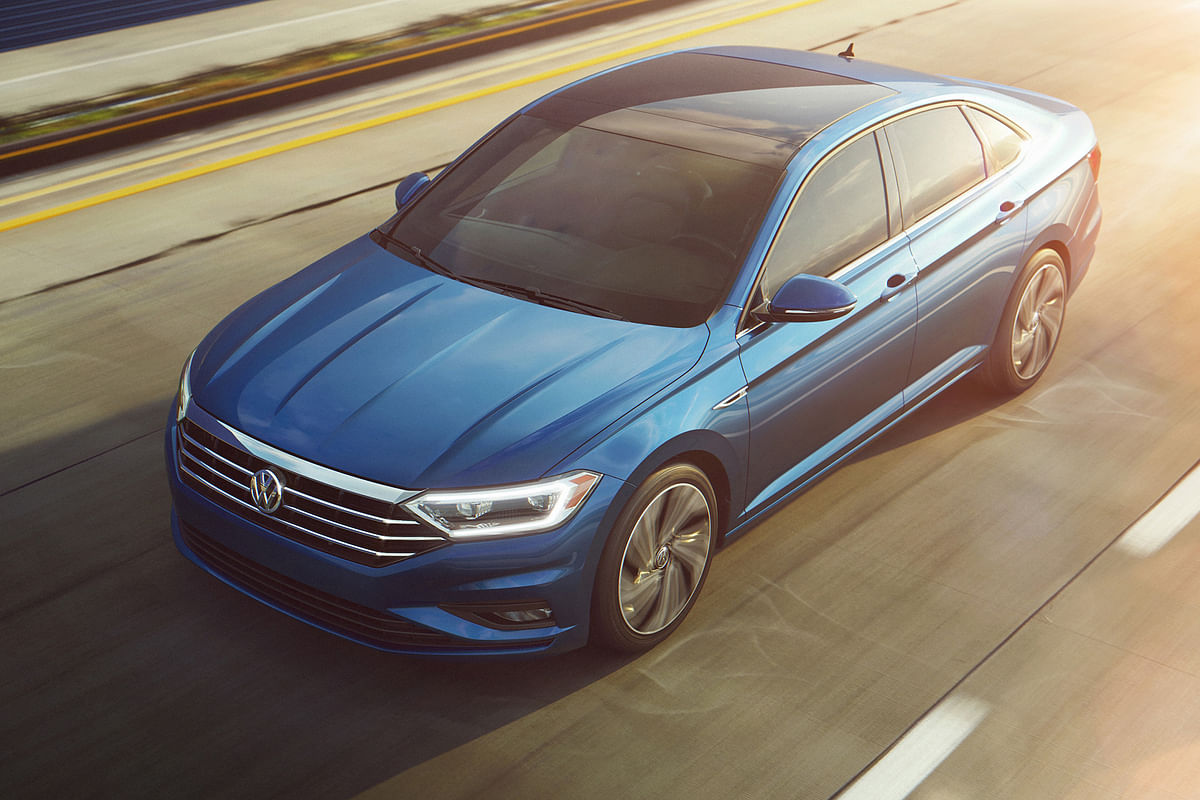 Volkswagen unveils 2019 Jetta at the North American International Auto Show