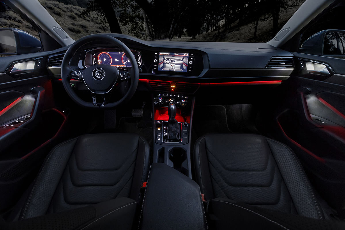 Volkswagen unveils 2019 Jetta at the North American International Auto Show