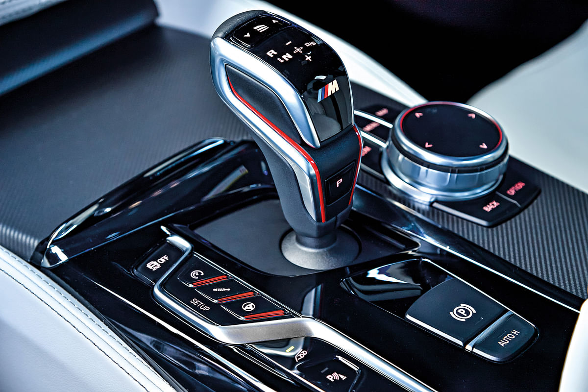 DCT replaced by an8-speed automatic that is no less quick to shift but is significantly more refined.