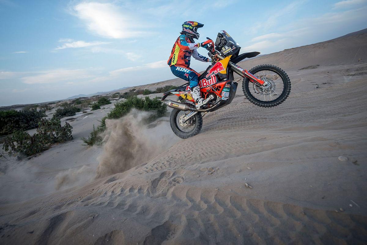 Dakar 2018: Stage Fourteen Updates