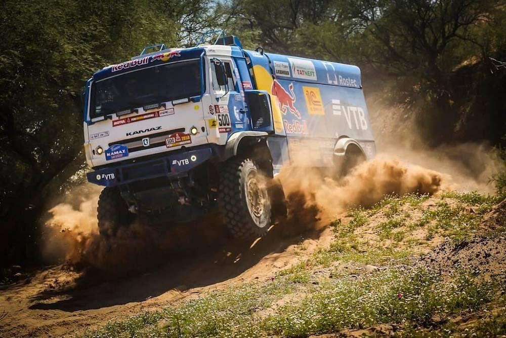 Dakar 2018:  Stage Thirteen Updates