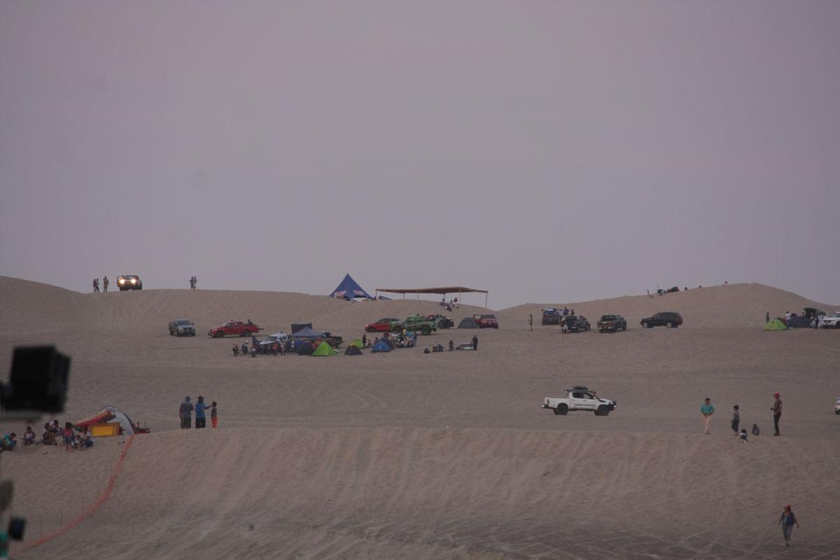 Dakar Rally 2018: Blog #2 – A lot more than just a rally