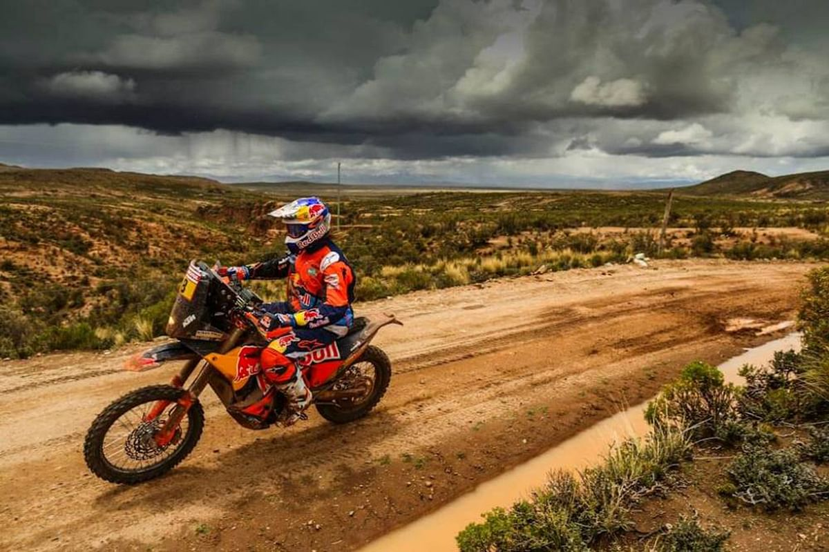 Dakar 2018: Stage Six Updates
