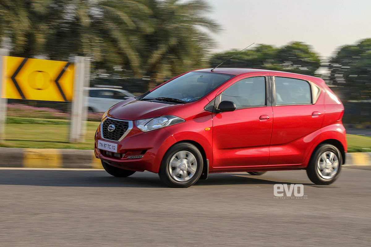Datsun Redi-Go AMT launched at Rs 3.81 lakh