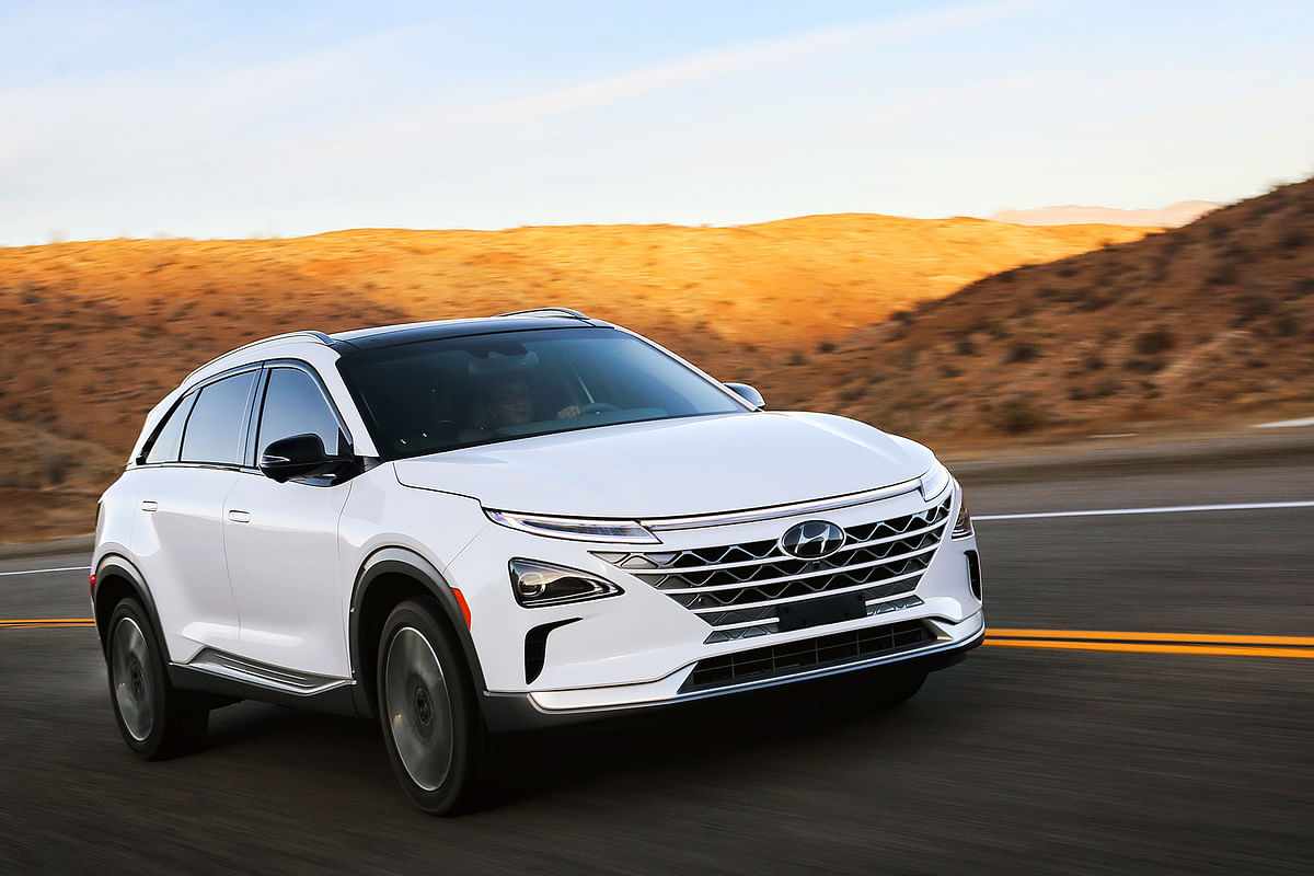 Hyundai christens its second generation FCEV as Nexo