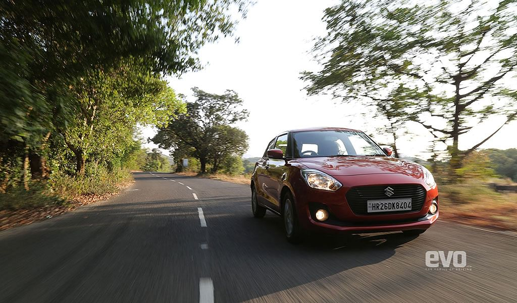 First Drive Review of the All New Maruti Suzuki Swift