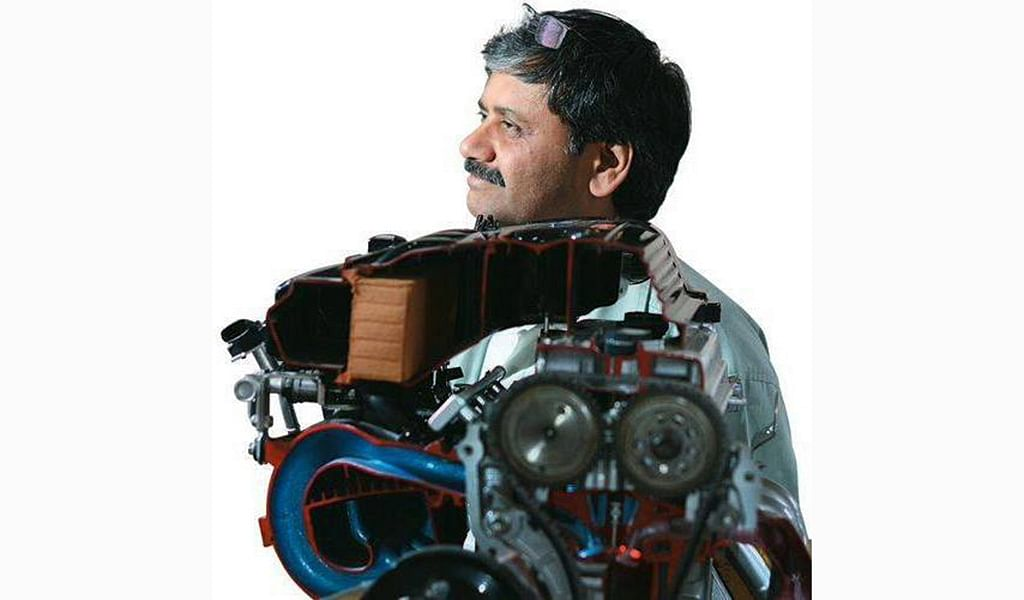 C V Raman spills the beans on the making of the all new Swift