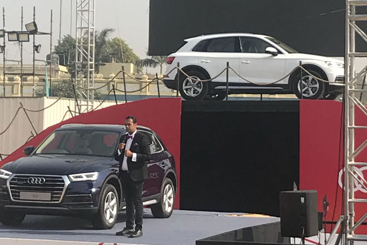 2018 Audi Q5 launched at Rs 53.25 lakh, ex-showroom