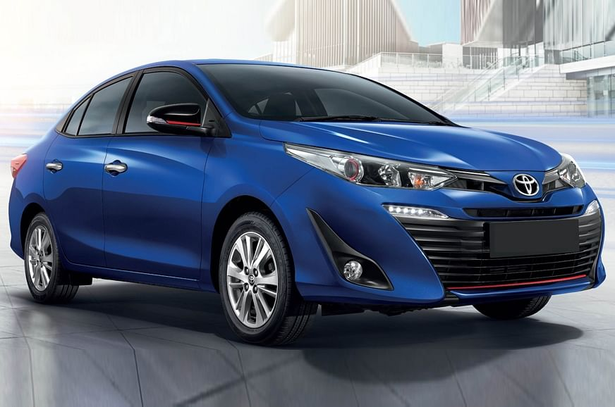 Auto Expo 2018: Toyota likely to showcase Vios sedan