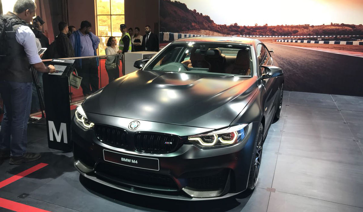 Auto Expo 2018: BMW launch three cars