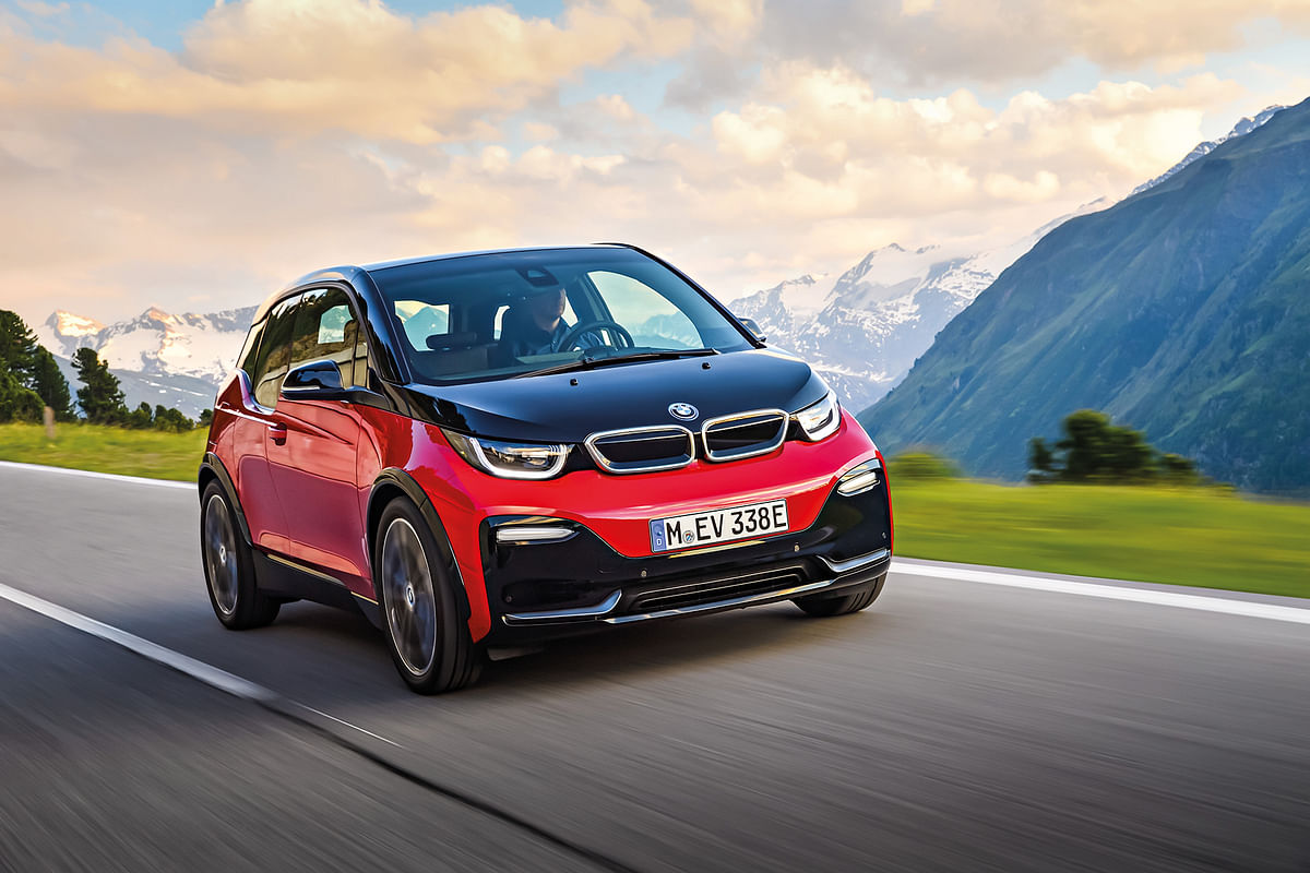 First drive review of BMW i3s the electric car planned for India