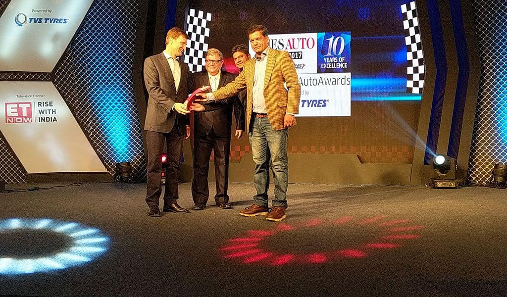 Bike sport award of the year Hero Motosports Rally