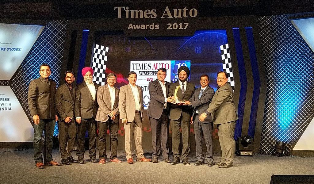 Car maker of the year Maruti Suzuki