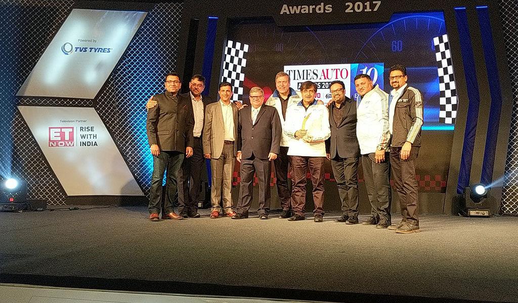 Car of the year, Tata Nexon