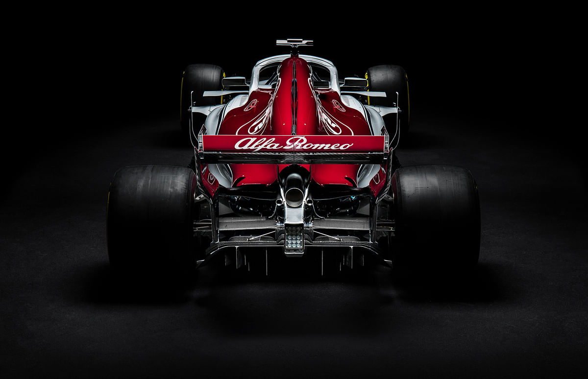 The liveries of the 2018 F1