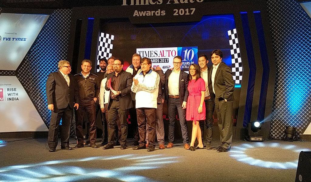 Design of the year, Tata Nexon