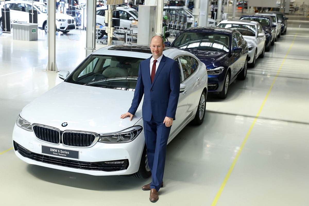 First 6 Series GT rolls out of BMW's Chennai plant