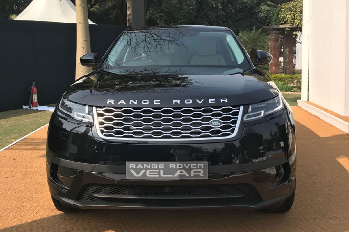 Range Rover Velar launched at Rs 78.83 lakh